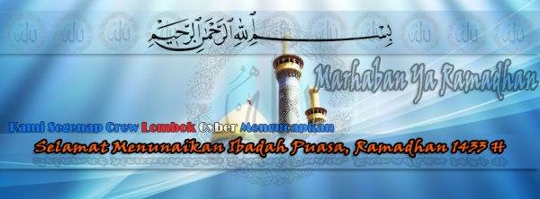 Foto Sampul Facebook Ramadhan 1433 H