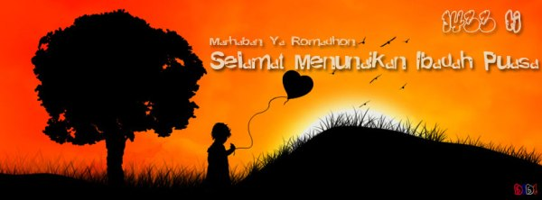 Cover Facebook Ramadhan 1433 H